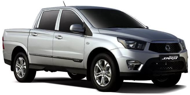 SsangYong Actyon Sports обслуживание